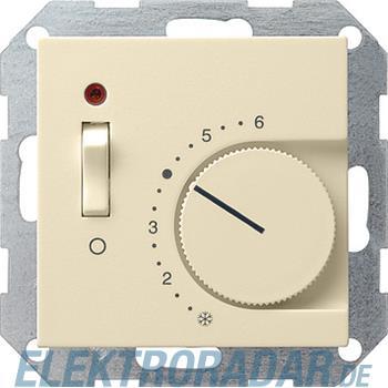 Gira Raumthermostat Ein Aus 24V 039301