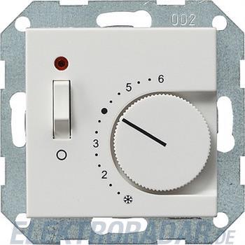 Gira Raumthermostat Ein Aus 24V 039327