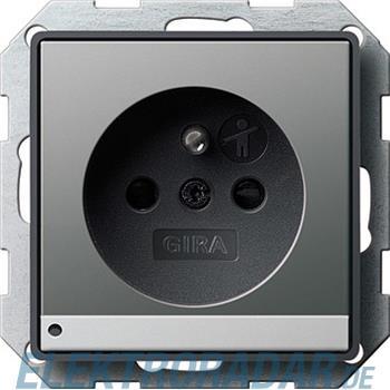 Gira Steckdose CEBEC mit LED-Le 117220