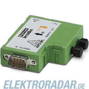 Phoenix Contact Lichtwellenleiter-Umsetzer IBS OPTOSUB #2731458