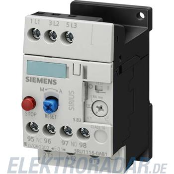 Siemens Überlastrelais 3RU1116-1DB1