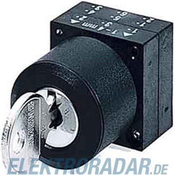 Siemens Schlüsselschalter 3SB30004AD11ZY02T421