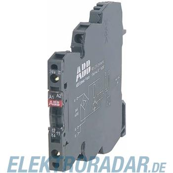ABB Stotz S&J Interface Relais RB122A 24VAC/DC