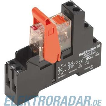 Weidmüller Relaiskoppler m.Prüftaste RCIKIT120VAC2COLD/PB