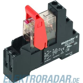 Weidmüller Relaiskoppler o.Prüftaste RCIKIT 24VAC 1CO LED