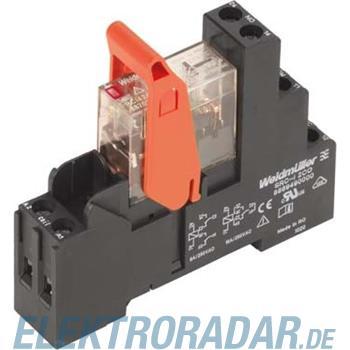 Weidmüller Relaiskoppler o.Prüftaste RCIKIT 24VAC 2CO LED