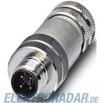 Phoenix Contact Sensor-Aktor-Stecker SACC-M12MS4CON-PG9SH
