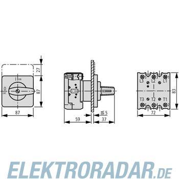 Eaton Ein-Aus-Schalter P3-63/E/HI11