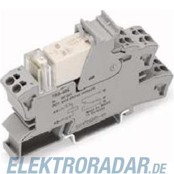 WAGO Kontakttechnik Stecksockel m.Relais 788-412
