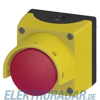 Siemens Metall-Gehäuse gelb 3SB3801-2EA30-0CC0