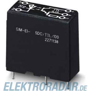 Phoenix Contact Miniaturoptokoppler SIM-EI- 24DC/TTL/100