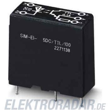 Phoenix Contact Miniaturoptokoppler SIM-EI- 5DC/TTL/100