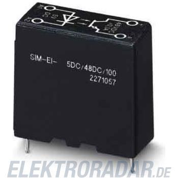 Phoenix Contact Miniaturoptokoppler SIM-EI-110D #2271099