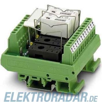 Phoenix Contact Mehrfachrelaisbausteine UMK- 4 RM 12DC