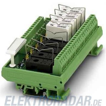Phoenix Contact Mehrfachrelaisbausteine UMK- 8 RM 12DC/MKDS