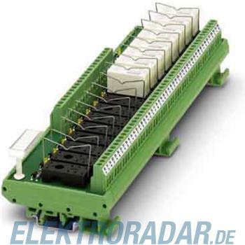 Phoenix Contact Mehrfachrelaisbausteine UMK-16 RM 24DC/MKDS