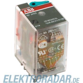 ABB Stotz S&J Steckbares Interface-Relai CR-M024AC4LG