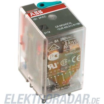ABB Stotz S&J Steckbares Interface-Relai CR-M024DC4