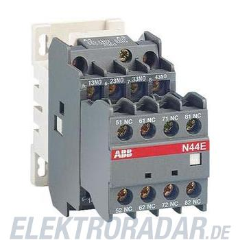 ABB Stotz S&J Hilfsschütz N71E 220-230V N71E-80