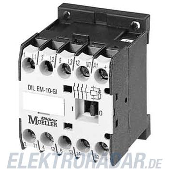 Eaton Leistungsschütz AC-3/400V: DILEEM-10 #051592