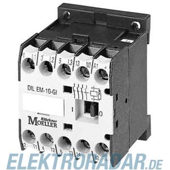 Eaton Leistungsschütz AC-3/400V: DILEEM-10 #051607