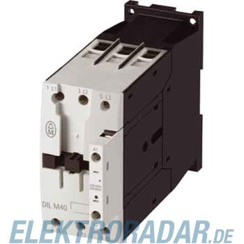 Eaton Leistungsschütz DILMC40(RDC24)