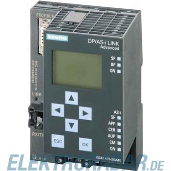 Siemens DP/AS-INTERFACE LINK 6GK1415-2BA10