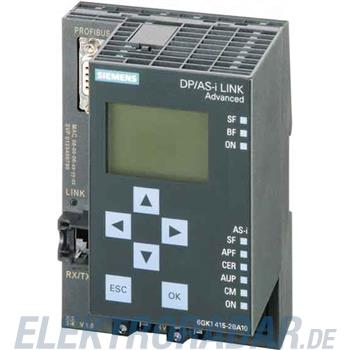 Siemens DP/AS-INTERFACE LINK 6GK1415-2BA20