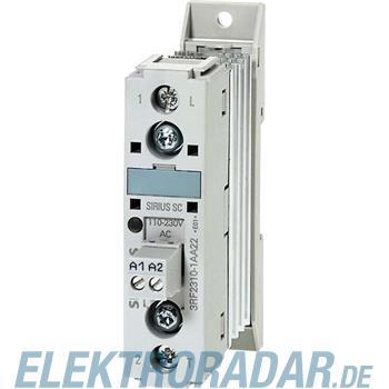 Siemens Halbleiterschütz 3RF2 AC51 3RF2310-1AA22