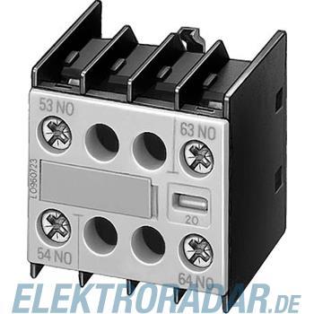 Siemens Hilfsschalterblock 20 E, 2 3RH1911-1NF20