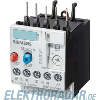 Siemens Überlastrelais 0,18-0,25A 3RU1116-0CB1