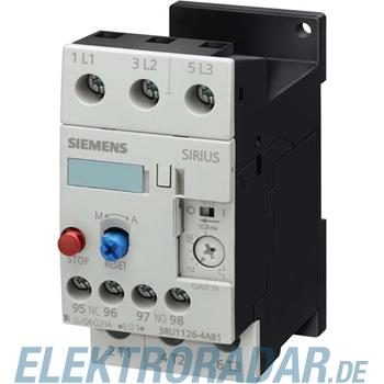 Siemens Überlastrelais 17-22A Moto 3RU1126-4CB1