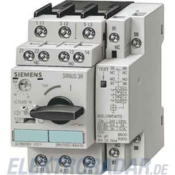 Siemens Leistungsschalter S0 Motor 3RV1121-4CA10
