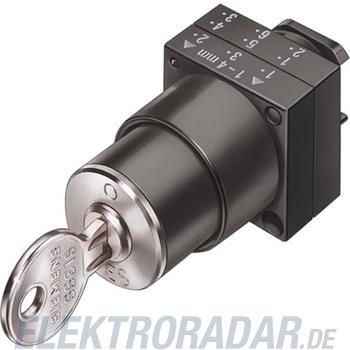 Siemens Betätiger rund Schlüsselsc 3SB3000-4LD05