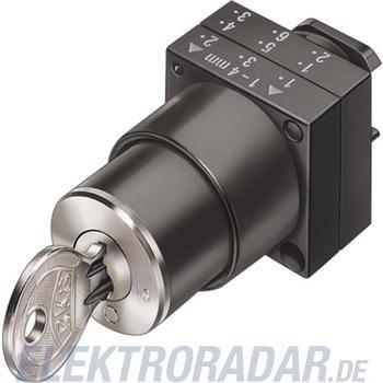 Siemens Betätiger rund Schlüsselsc 3SB3000-5AE71