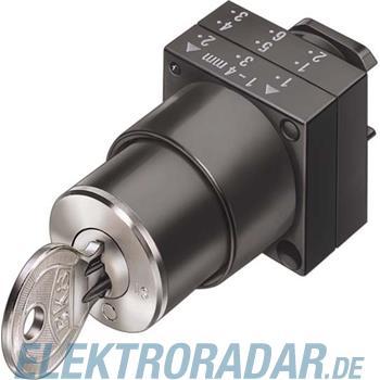 Siemens Betätiger rund Schlüsselsc 3SB3000-5FD21