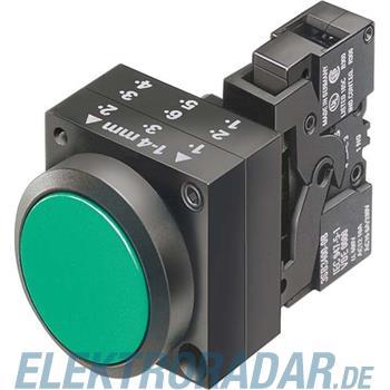 Siemens Komplettgerät rund Leuchtm 3SB3252-6AA50