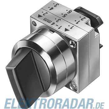 Siemens Betätiger rund Knebel, I-O 3SB3500-2FA61