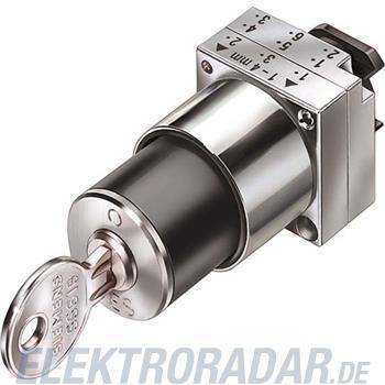 Siemens Betätiger rund Schlüsselsc 3SB3500-3AH11