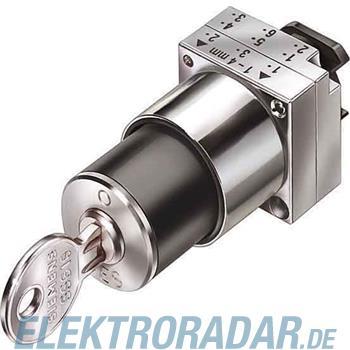 Siemens Betätiger rund Schlüsselsc 3SB3500-5LD01