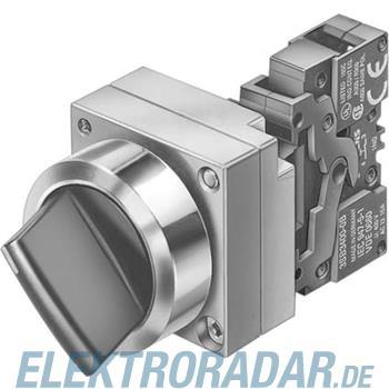 Siemens Komplettgerät rund Knebel, 3SB3608-2TA11
