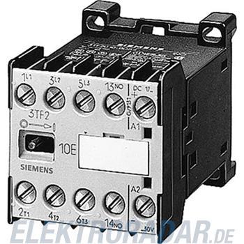 Siemens Schütz Bgr.00 3pol. AC-3 4 3TF2010-0BD4