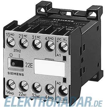 Siemens Hilfsschütz 31E 3NO+1NC 3TH2031-0AC2