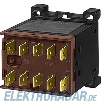 Siemens Hilfsschütz 31E 3NO+1NC 3TH2031-3AP0