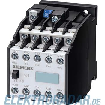 Siemens Hilfsschütz 62E 6NO+2NC 3TH4262-0AL2