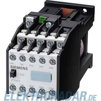 Siemens Hilfsschütz 62E 6NO+2NC 3TH4262-4KB4