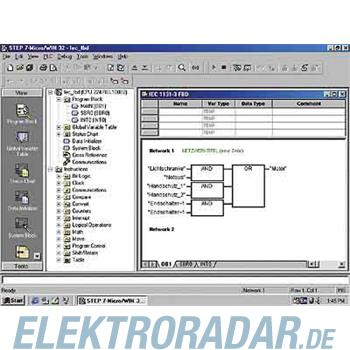 Siemens Software MICRO/WIN V4.0 6ES7810-2CC03-0YX3