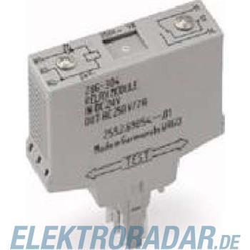 WAGO Kontakttechnik Relaisstecker mit 1 U DC 1 286-307