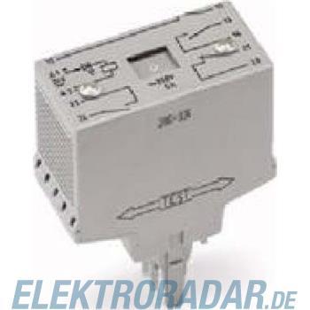 WAGO Kontakttechnik Relaisstecker mit 2 Ar DC 286-338