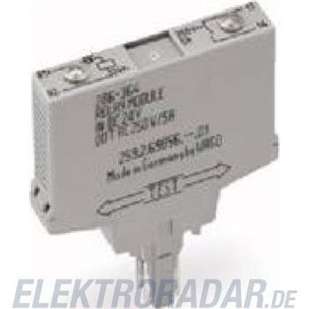 WAGO Kontakttechnik Relais 10mm 60V DC 1 Schli 286-366